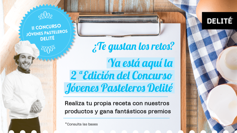 Concurso Jóvenes Pasteleros